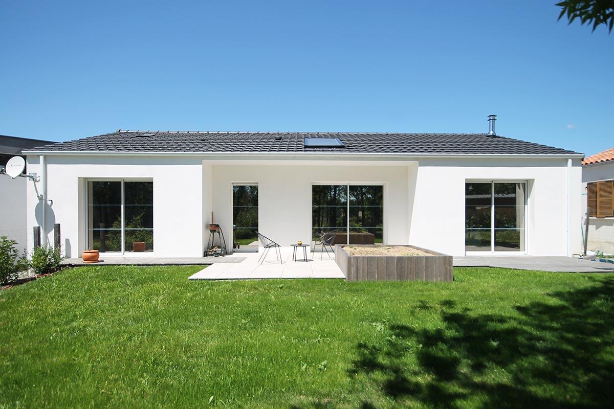 Constructeur maison Loire Atlantique 44